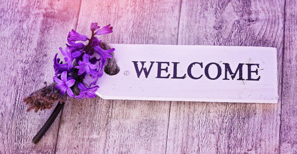 Massive Grateful Welcome